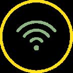 Centre commercial La Sablière - wifi gratuit