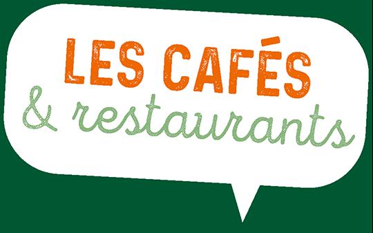 Centre commercial La Sablière - Les cafés et restaurants