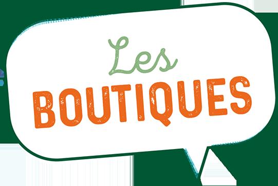 Centre commercial La Sablière - les boutiques