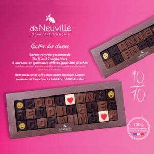 de Neuville – Bon plan
